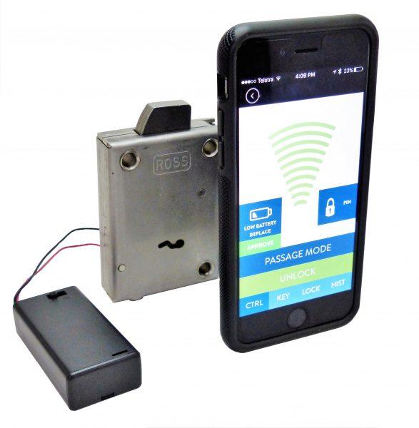 1000-BLE Electronic Safe Lock
