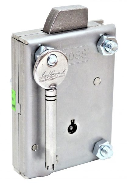 1000-LK6 Mechanical (Swivel-Bolt) Bramah Safe Lock