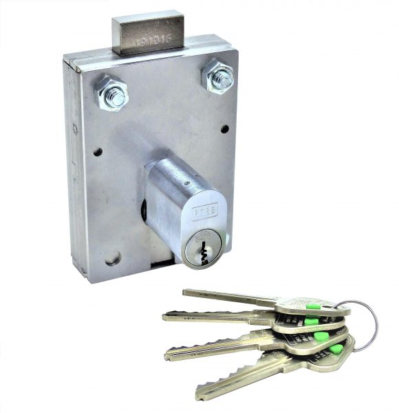 1570-RK1 Safe Lock option