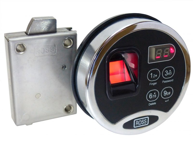 1000-BIO Electronic Safe Lock