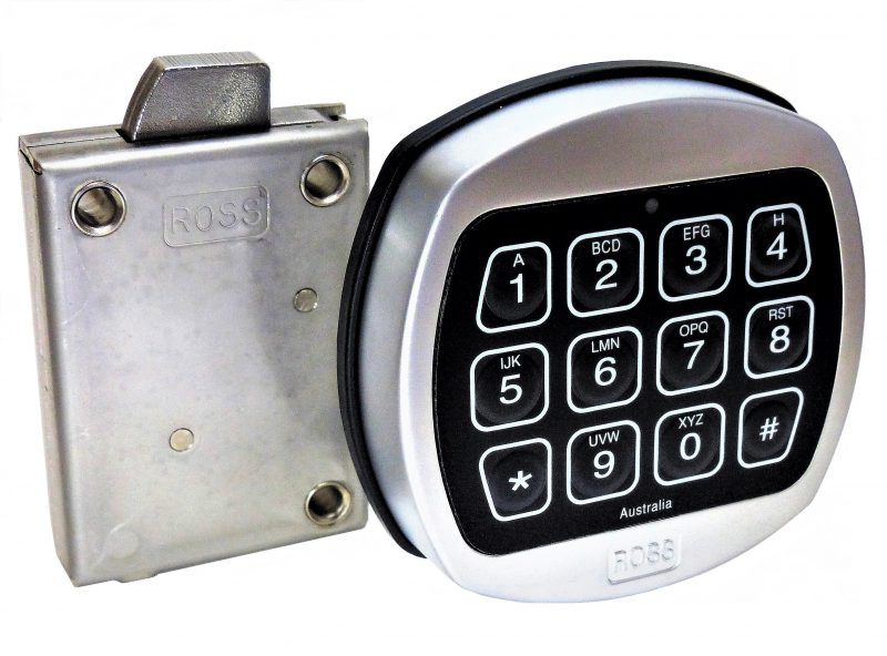 1000-ECL Electronic Safe Lock