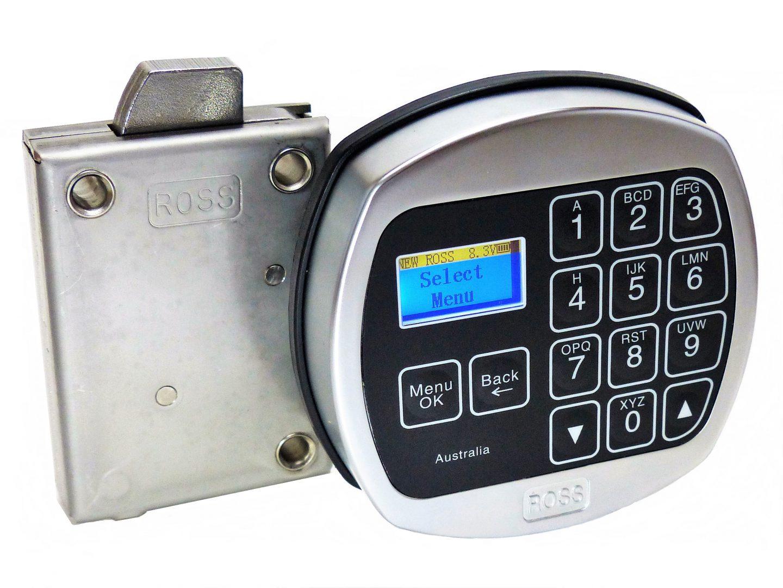 1000-L66 Electronic Safe Lock