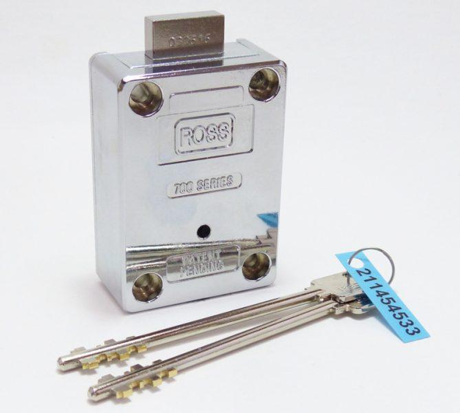 700STD65 Retrofit Safe Lock
