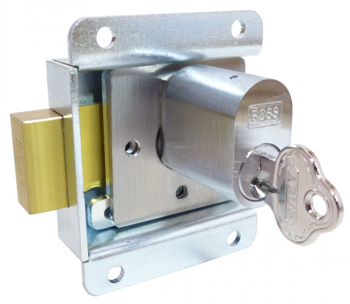 870-C Cupboard Lock (Dead-Bolt)