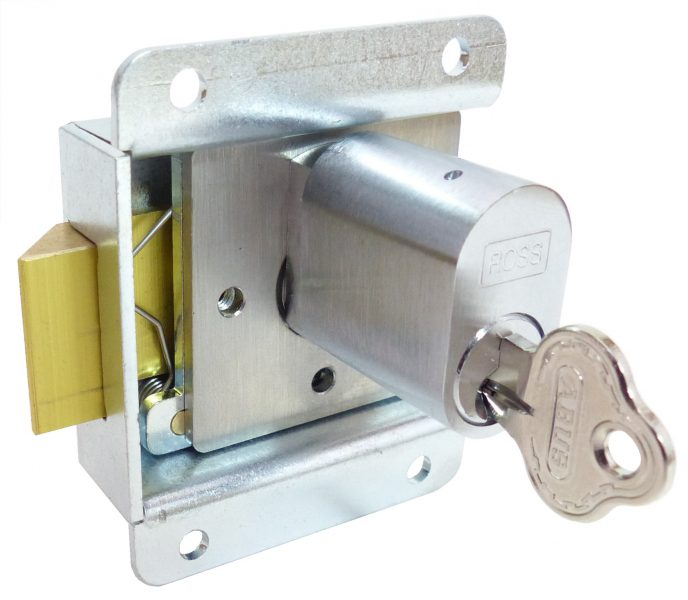 870-CL Cupboard Lock (Latch-Bolt)