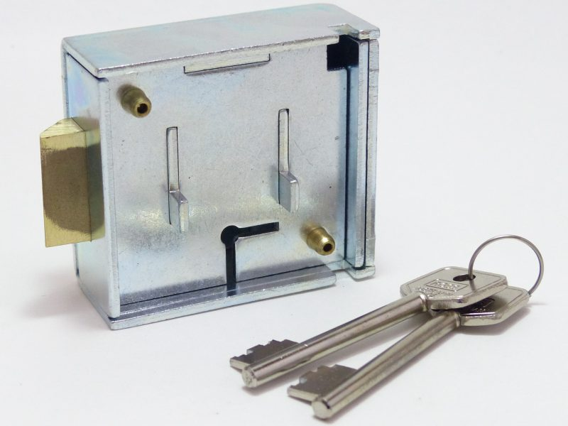 600-ALL/R30 Latch Bolt Safe Lock