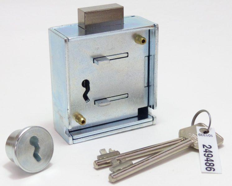 600-RPU/RP40 Safe Lock