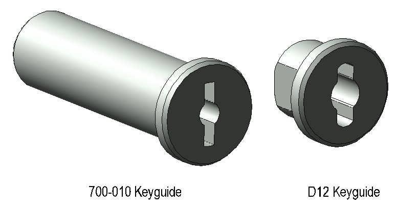 700-010 Keyguide