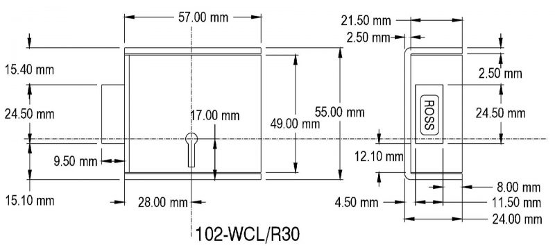 102-WCL/R30
