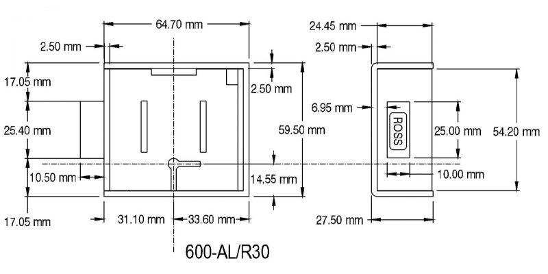 600-AL/R30