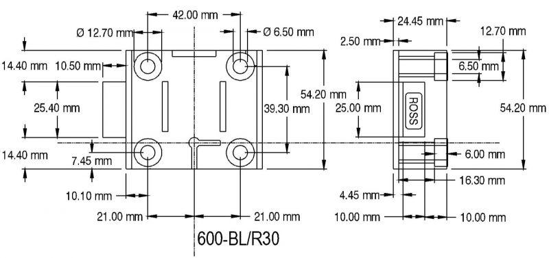 600-BL/R30