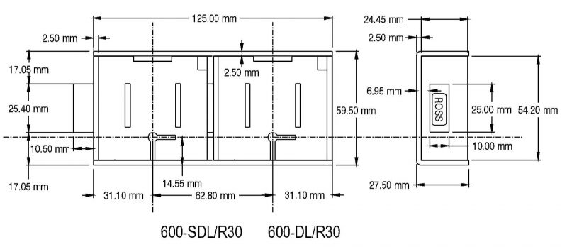 600-SDL/R30