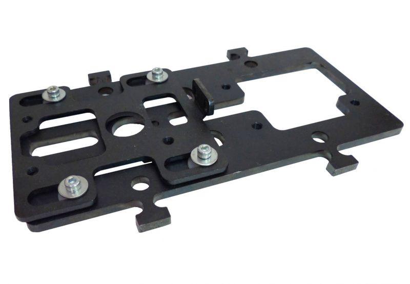 RS-LK-OPLATE Dual Lock Override Plate